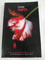 LUNA NUEVA TWILIGHT Stephenie Meyer LIBRO ALFAGUARA TAPA BLANDA 574 PAGS