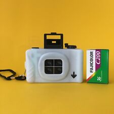 Four Lens 35mm Film Camera - Lomography Action Sampler Camera and ONE FILM ROLL