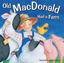 Favourite Nursery Rhymes: OLD MACDONALD HAD A FARM - Wendy Straw - Paperback