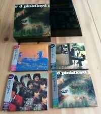 PINK FLOYD -  CD japan MINI LP box set vol. 1
