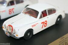 VITESSE 1/43 SCALE - L191A JAGUAR MKII MK2 3.8 TOUR DE FRANCE 1960 CONSTEN RENEL
