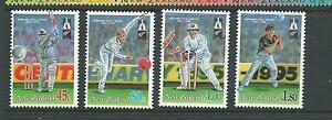 1994 Cricket set of 4 Stamps complete MUH/MNH