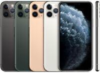 Apple iPhone 11 PRO - 256GB All Colors - GSM & CDMA Unlocked