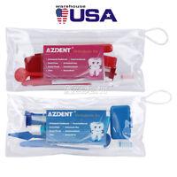 Dental Limpieza El Cuidado Oral de Dientes Ortodóntica Kits Cepillo Hilo AZDENT