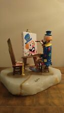 "Ron Lee ""The Masterpiece"" Hobo Joe Clown, LE 1928/5500, Mint Condition"