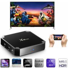 X96mini Smart TV Box Android 7.1.2 2GB+16GB 4K H.265 WiFi Media Player EU PLUG