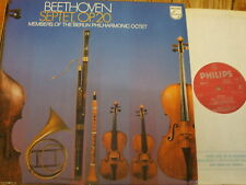 6500 543 Beethoven Septet Op. 20 / members of Berlin Philharmonic Octet
