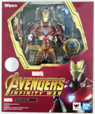 Bandai S.H. Figuarts Avengers Infinity War Iron Man mark MK 50 L NUOVO