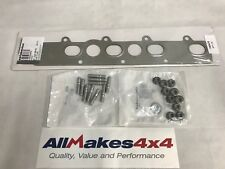 Allmakes Disco 2 TD5 Exhaust Manifold Gasket, Genuine Land Rover Studs & Nuts