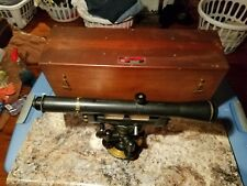 Gurley survey instrument