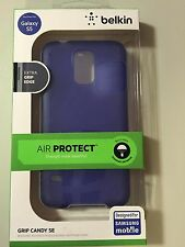 Belkin AIR PROTECT Grip Candy SE Case for Samsung Galaxy S 5 - Lacquer/Stone