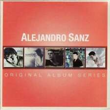 CDs de música álbum Alejandro Sanz