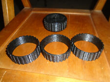 4 Radio Shack Robie SR replacement treads NEW 3D printed