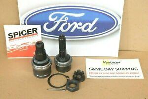 Ford F250 F350 2005-2019 Super Duty Ball Joint Kit OEM Dana Spicer Super 60