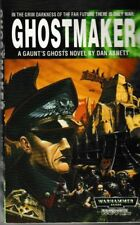 Ghostmaker - Warhammer 40,000 Novel PB 2000 - Gaunt's Ghost - Dan Abnett