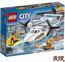 LEGO® City: 60164 Küstenwache Rettungsflugzeug & 0.-€ Versand & NEU & OVP !