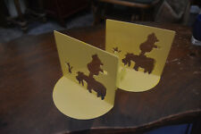 Winnie The Pooh Michael Graves Moller Design 100 Acre Disney Book Ends Yellow