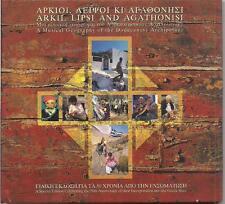 Arkii , Lipsi & Agathonisi - Various / Greek Folk Music CD - Mega Rare