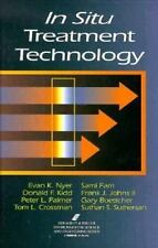 In Situ Treatment Technology (Geraghty & Miller Environmental Science -ExLibrary