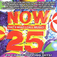 Various Artists : Now 25 CD