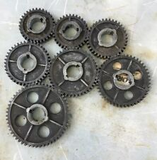"Atlas Or Craftsman 10"" & 12"" Metal Lathe Change Gear Lot (incomplete set)"