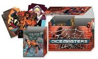 DICE MASTERS SPIDERMAN MAGNETIC TEAM BOX BRAND NEW & SEALED CHEAP!!