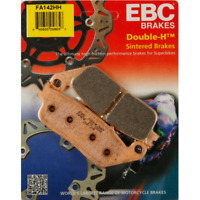 EBC Sintered HH Brake Pads Front Honda CBR650F Kawasaki Z 650