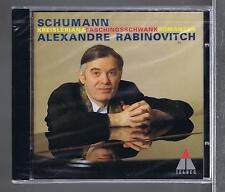 R.SCHUMANN CD NEW KREISLERANIA  3 ROMANZEN ALEXANDRE RABINOVITCH