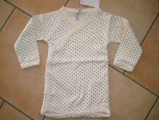 (X80) Imps & Elfs unisex Baby Body Strampler Langarm o. Beine Druckknöpfe gr.56