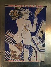 VintageOriginal Poster By Fassianos