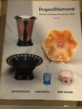 WILLIAM HEACOCK - Dugan/Diamond: The Story of Indiana, Pennsylvania, Glass