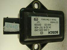 Bmw ESP Yaw Rate Sensor: 6757406 - 34526757406- 0265005249