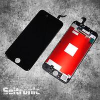 Display für iPhone 6S mit RETINA LCD Glas Scheibe Front -SCHWARZ- BLACK - NEU