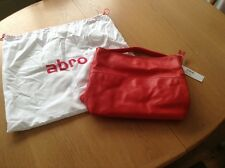 """ABRO"" Stivali in Pelle Bag"