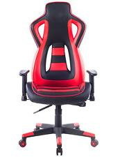 Killbee Swivel Reclining Racing Style Gaming Chair PVC Leather Executive Office