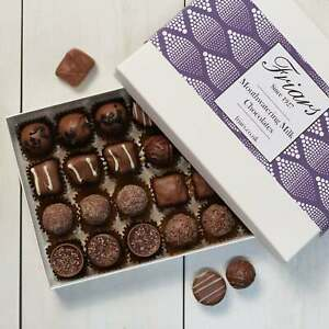 Friars Luxury Mouthwatering Milk Chocolate Selection Assortment - 24 Chocolates