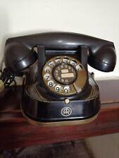 Telefono Bell vintage anni 40/50 RTT 56 B perfetto