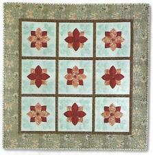 Brocade Bouquet Quilt quilting pattern instructions