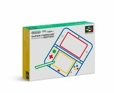 NEW Nintendo 3DS LL XL Console Super Famicom Edition JAPAN OFFICIAL LIMITED EMS