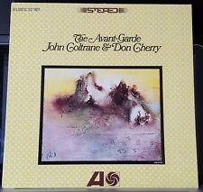 John Coltrane, Don Cherry – The Avant-Garde - 2005 reissue LP Record mint