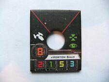 Horton Salm/Gris escuadrón piloto, envío Token, X-Wing Miniaturas Juego, FFG