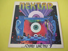 NEKTAR SOUNDS LIKE THIS LP UK PRESS