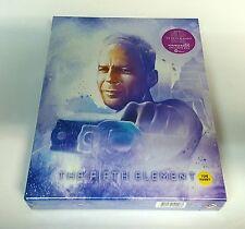 THE FIFTH ELEMENT Blu-ray STEELBOOK [KIMCHIDVD] FULLSLIP A2 [KOREA] [#004/500]