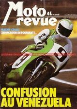 MOTO REVUE 2261 KAWASAKI KE 125 SACHS GP du Venezuela Le Million Sommières 1976