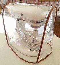 Clear Mixer Cover fits KitchenAid Artisan Tilt-Head - Copper trim (4.5-5 Qt.)