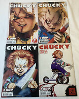 Child's Play CHUCKY comics #1 2 3 4 ~ FULL SET