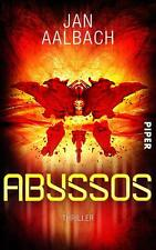Jan Aalbach - Abyssos - Großformat - UNGELESEN