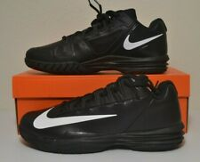 super popular 7e3f1 0ceab Nike Lunar Ballistec 1.5 Tennis Shoes Black White Size 9.5 705285 001