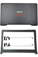 New Asus TUF Gaming FX504 FX504GD FX504GE FX80 LCD Back Cover & Bezel & Hinges