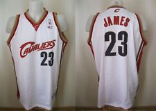 Cleveland Cavaliers #23 LeBron James Sz XXL Champion basketball jersey shirt 2XL